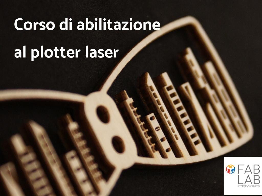 Abilitazione Plotter Laser
